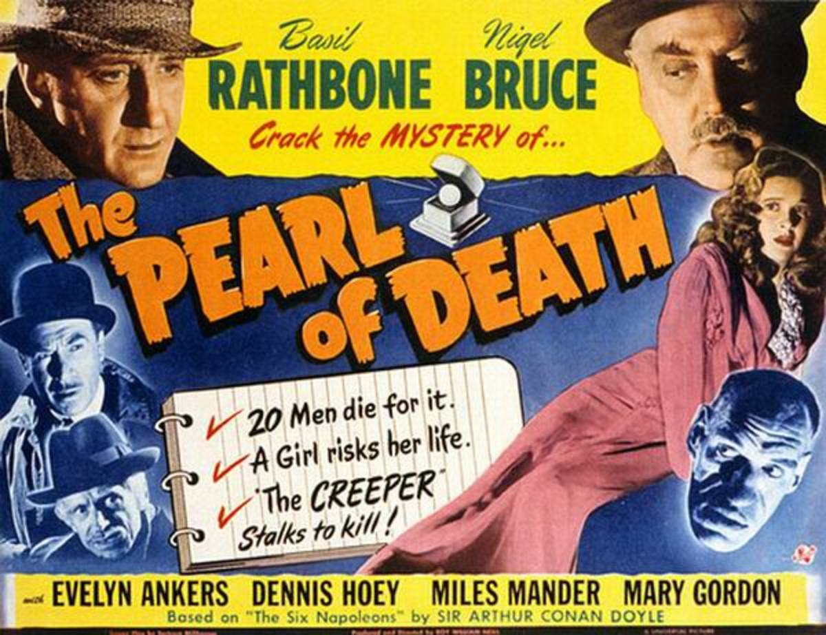 The Pearl of Death 1944