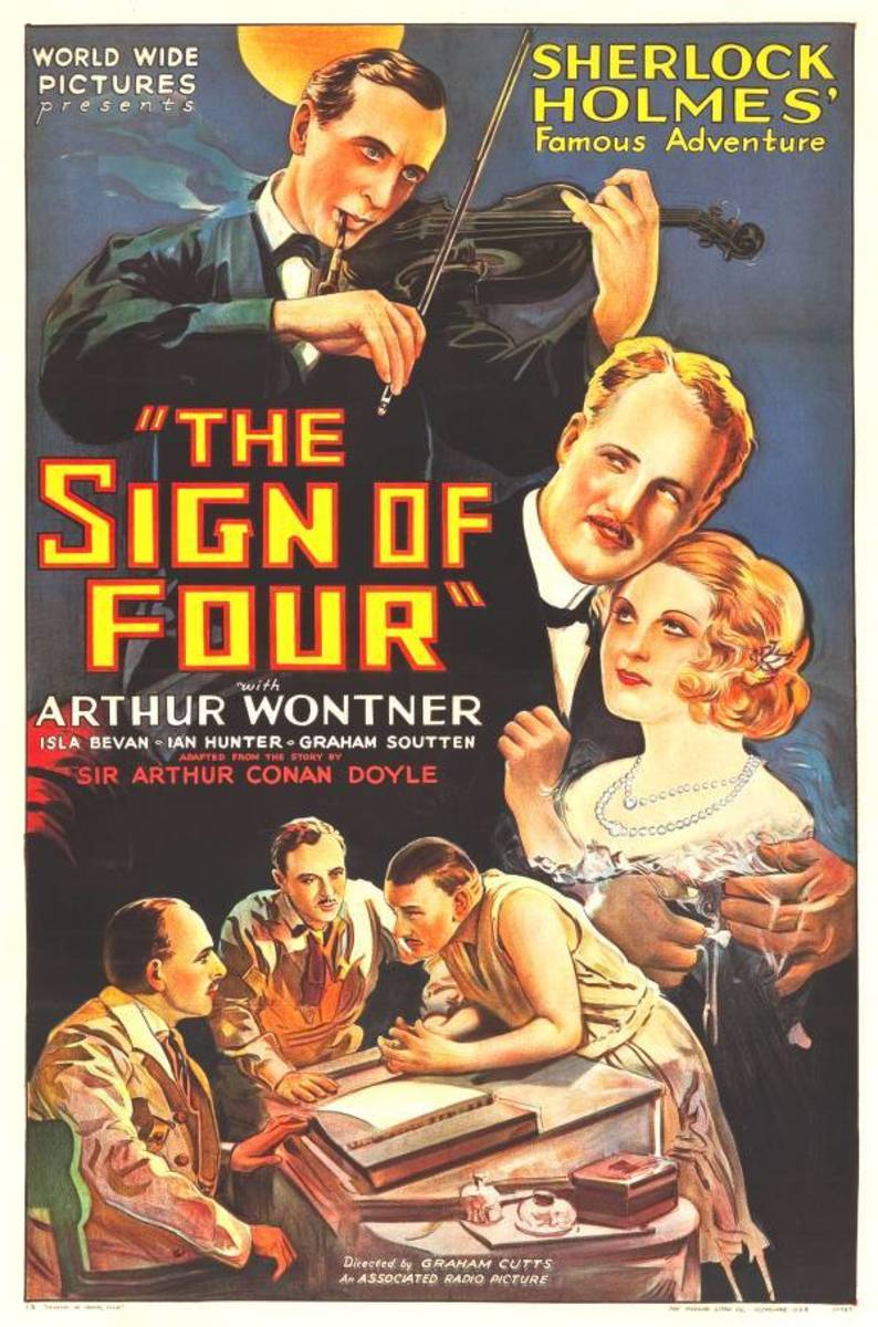 The Sign of Four (1932)
