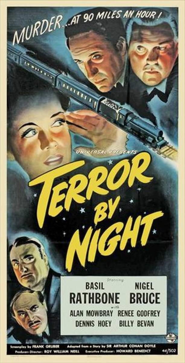 Terror by Night 1946