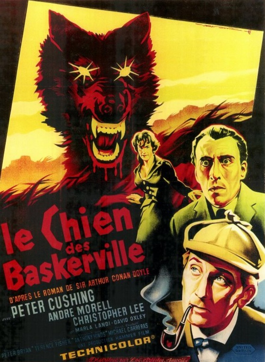 Hound of the Baskervilles 1959