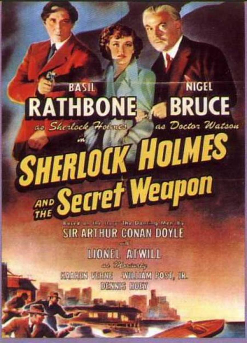 Sherlock Holmes and the Secret Weapon 1943