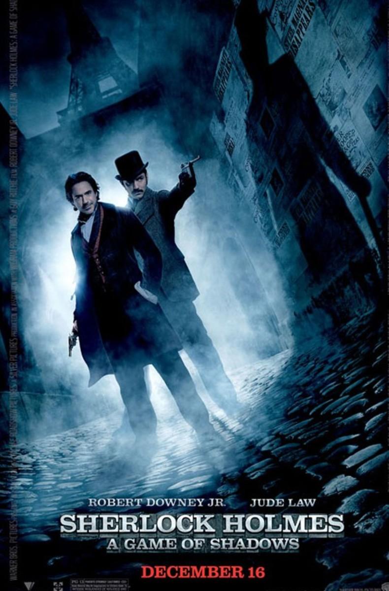 Sherlock Holmes - Game of Shadows 2011