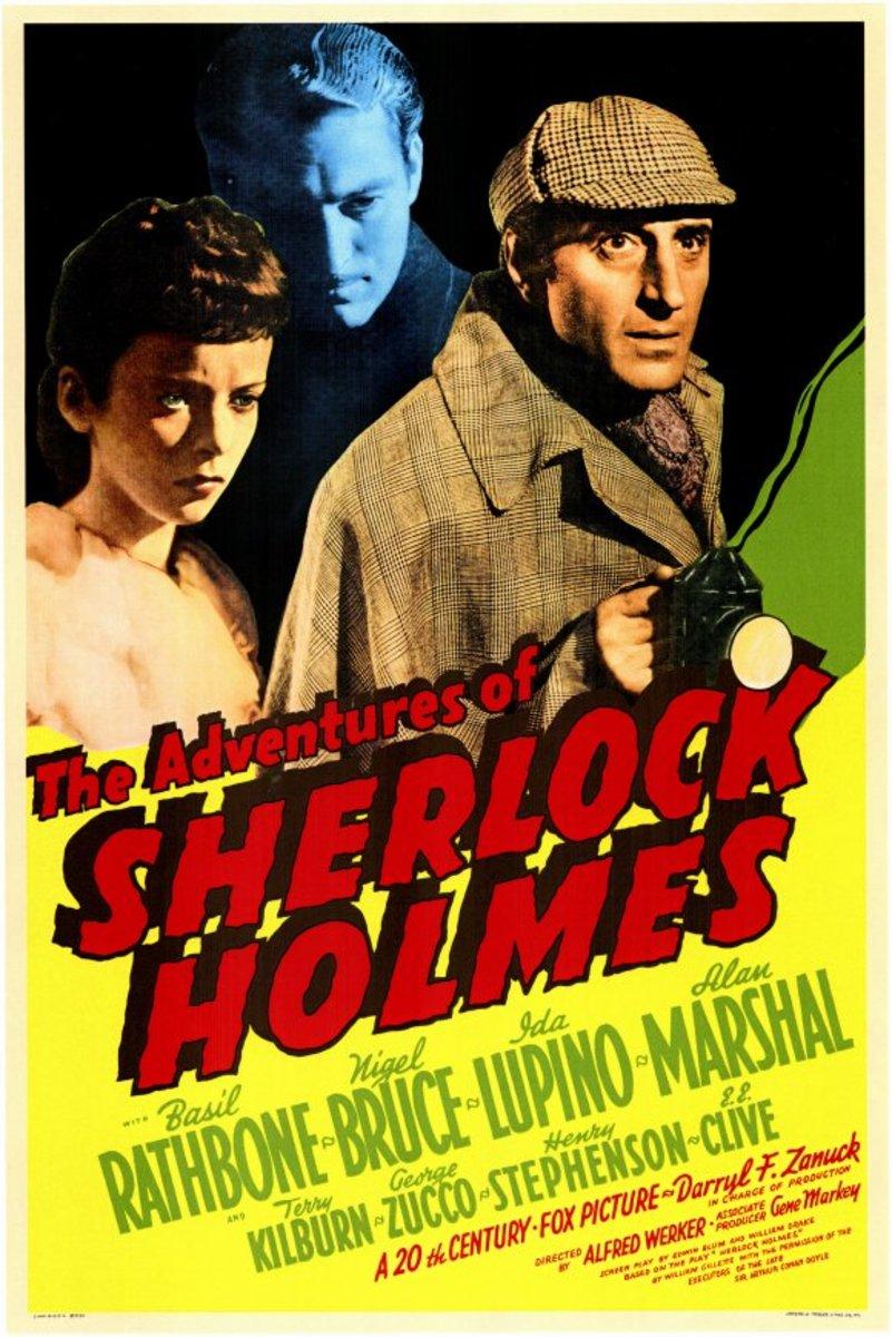 The Adventures of Sherlock Holmes 1939