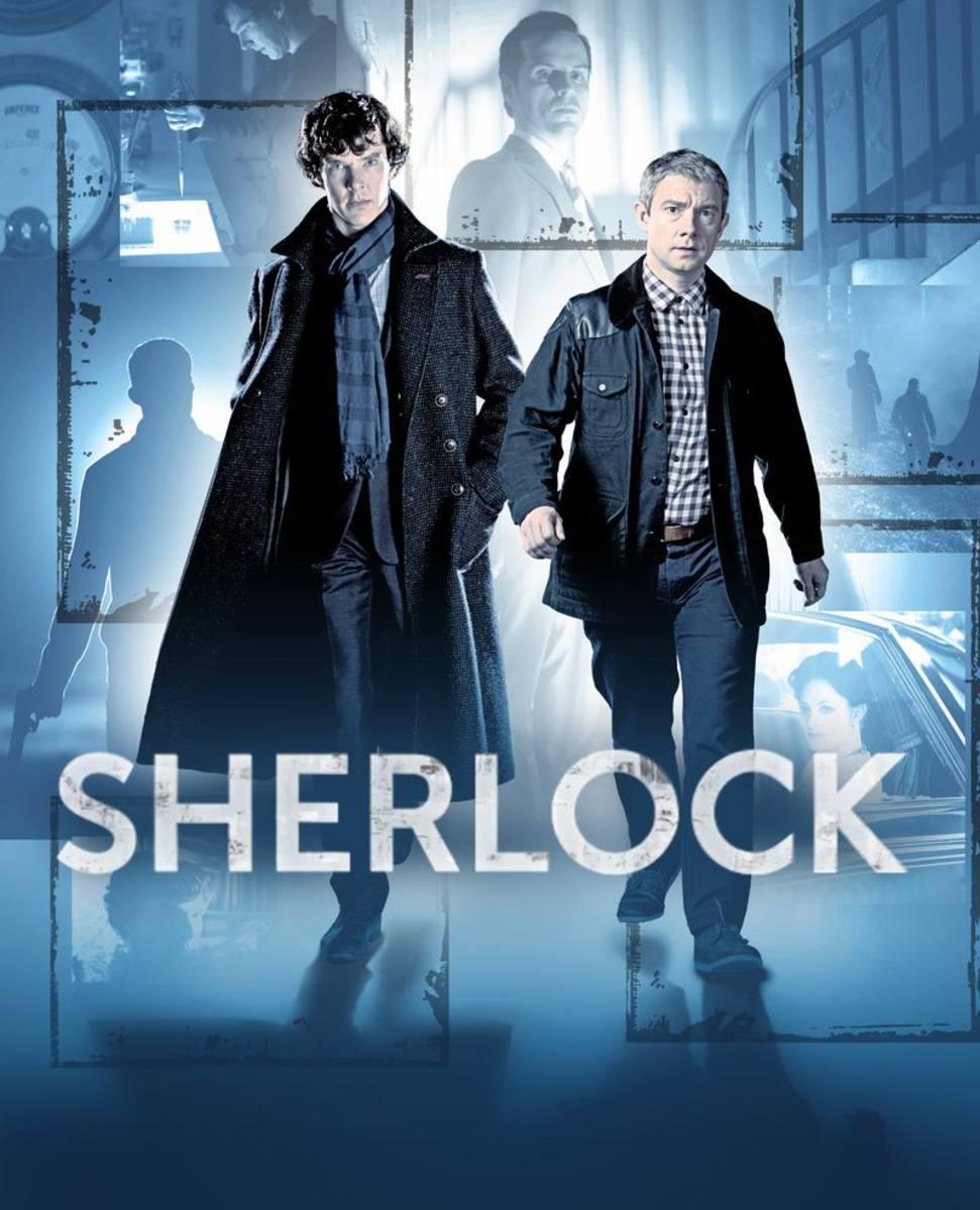 Sherlock 2011 poster