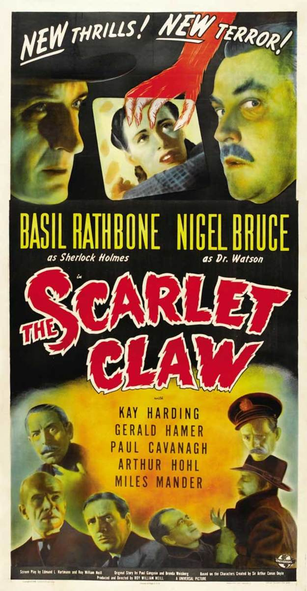 The Scarlet Claw 1944