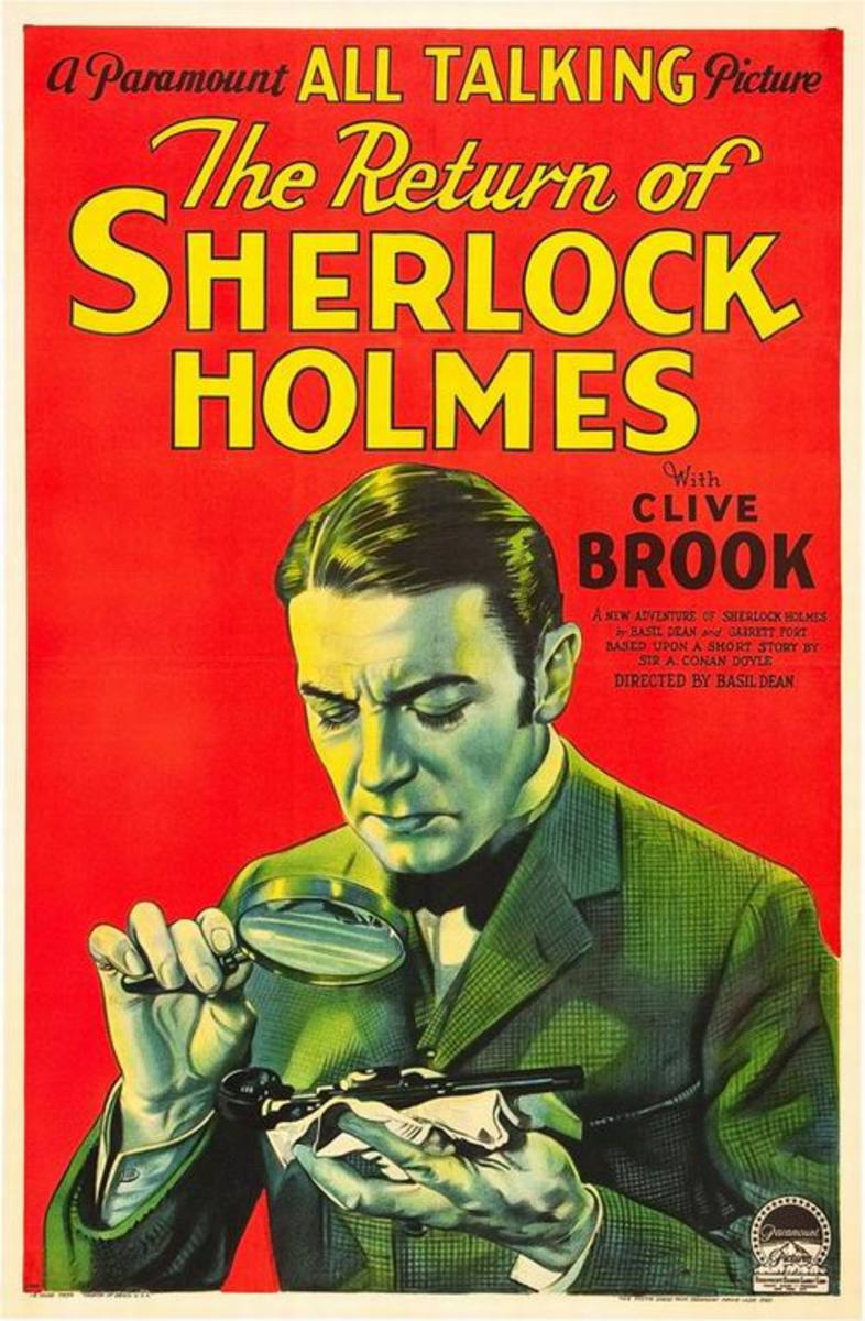 The Return of Sherlock Holmes 1929