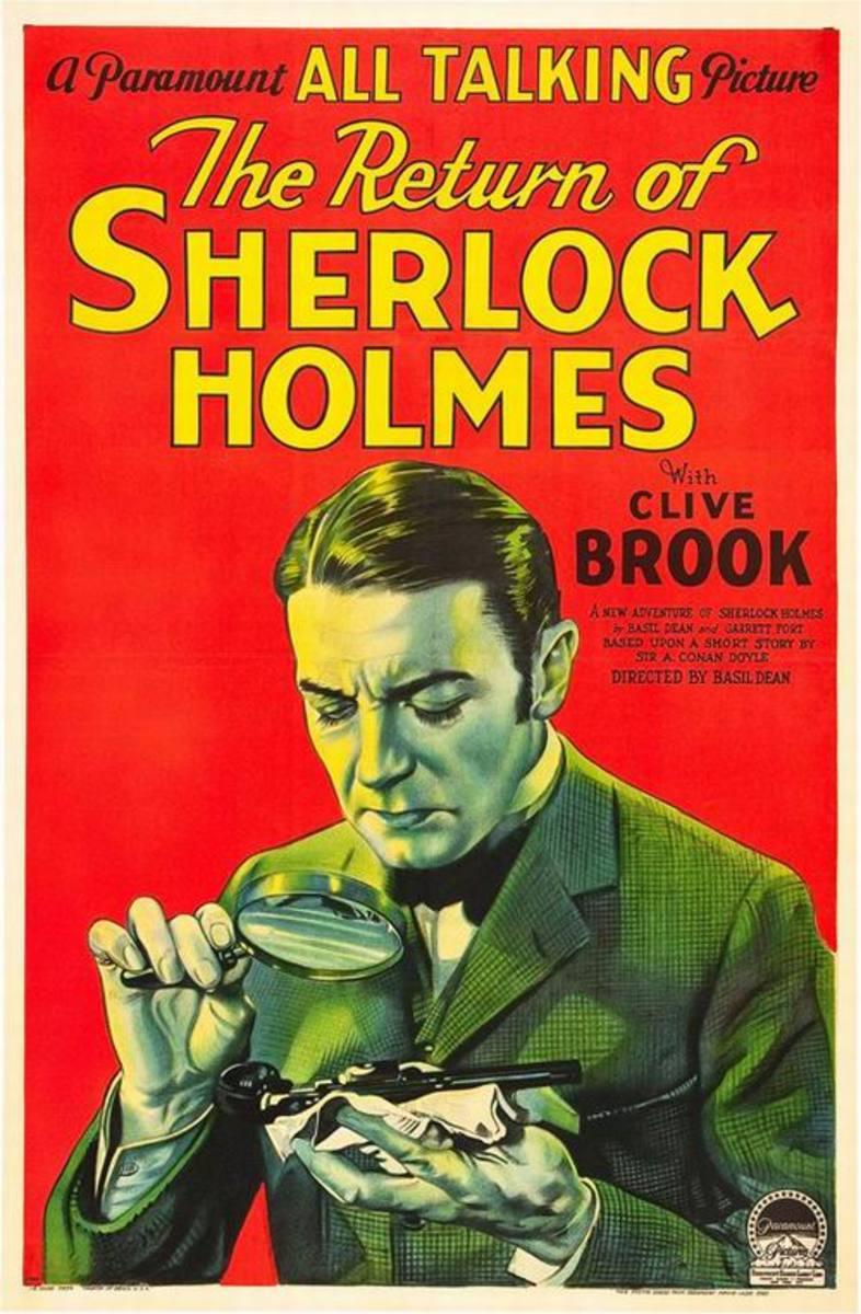 The Return of Sherlock Holmes 1929