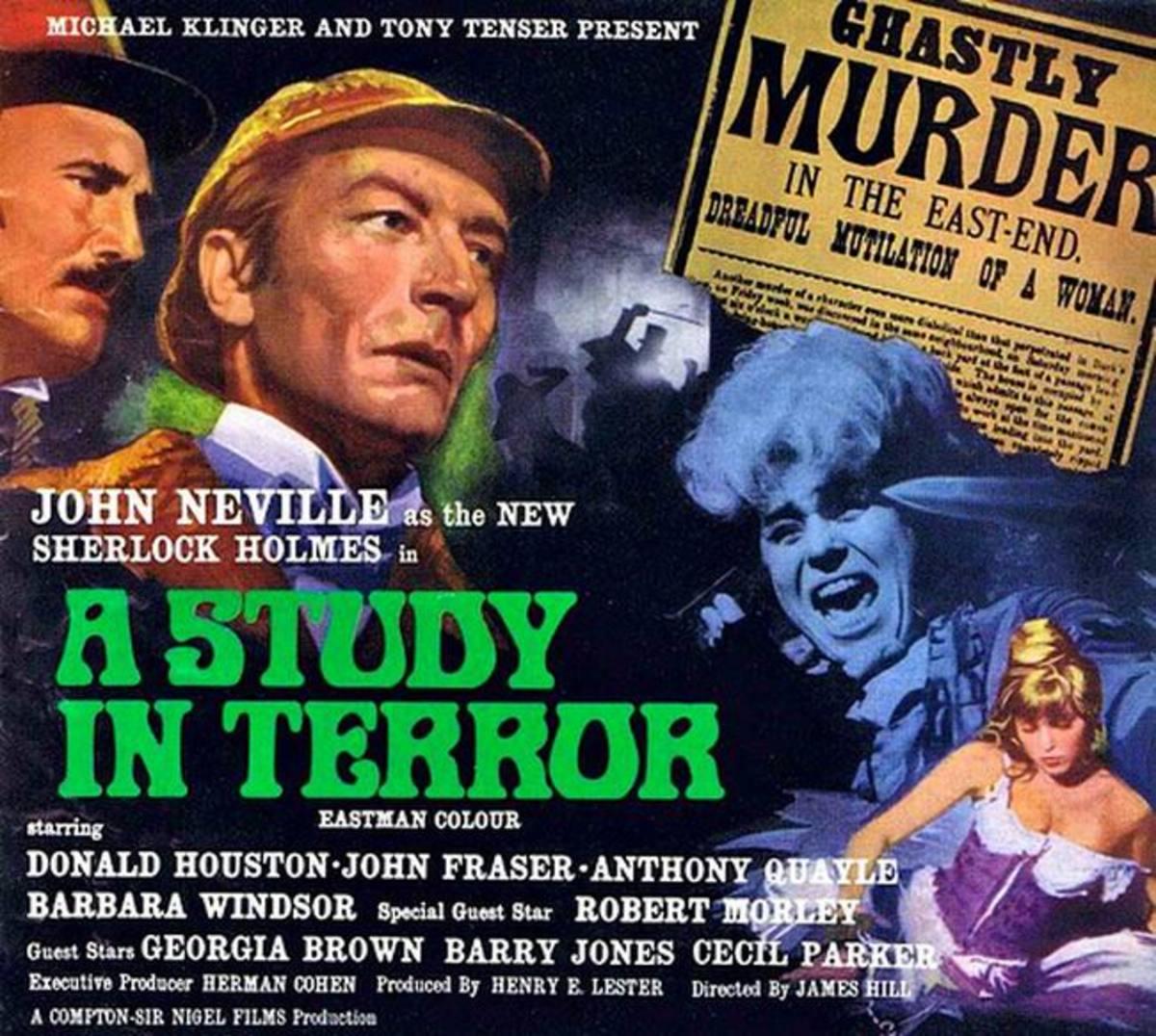 A Study in Terror 1965