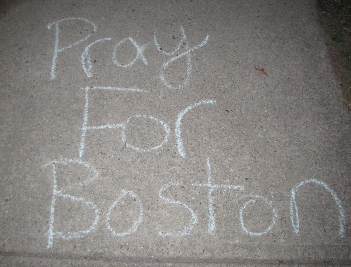 Heartbreak at the 2013 Boston Marathon