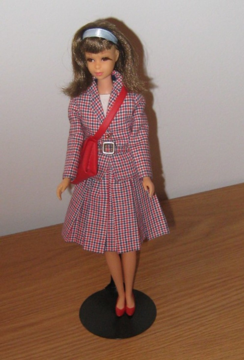 Francie Doll Fashion And Accessories 1966 Hubpages