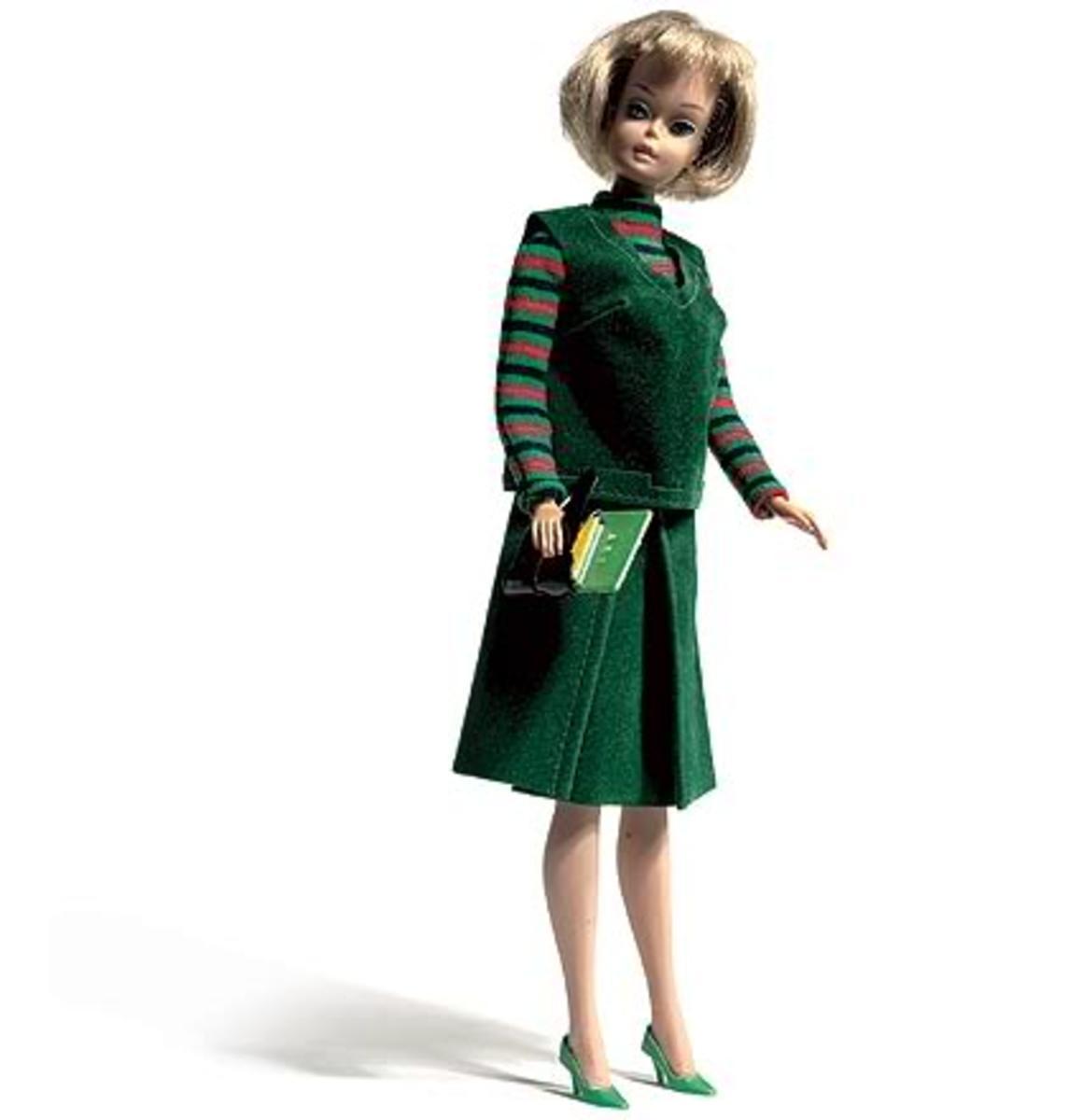 Barbie in Sorbonne
