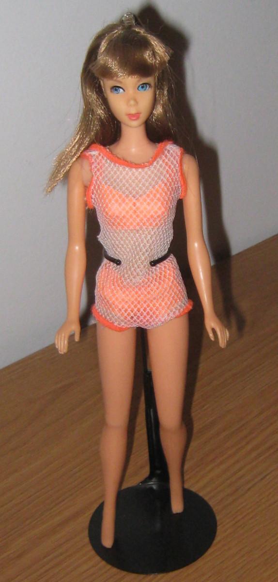 Barbie Doll's Closet: 1967