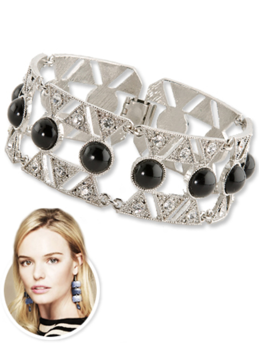 Beautiful Bracelet... very fashion forward Around $30 range