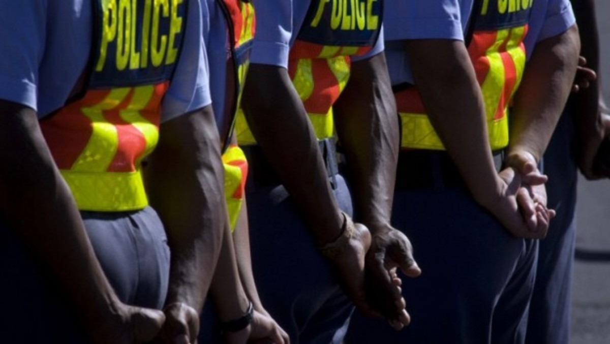 Official South african Police Crime Statistics for 2012 - 2013