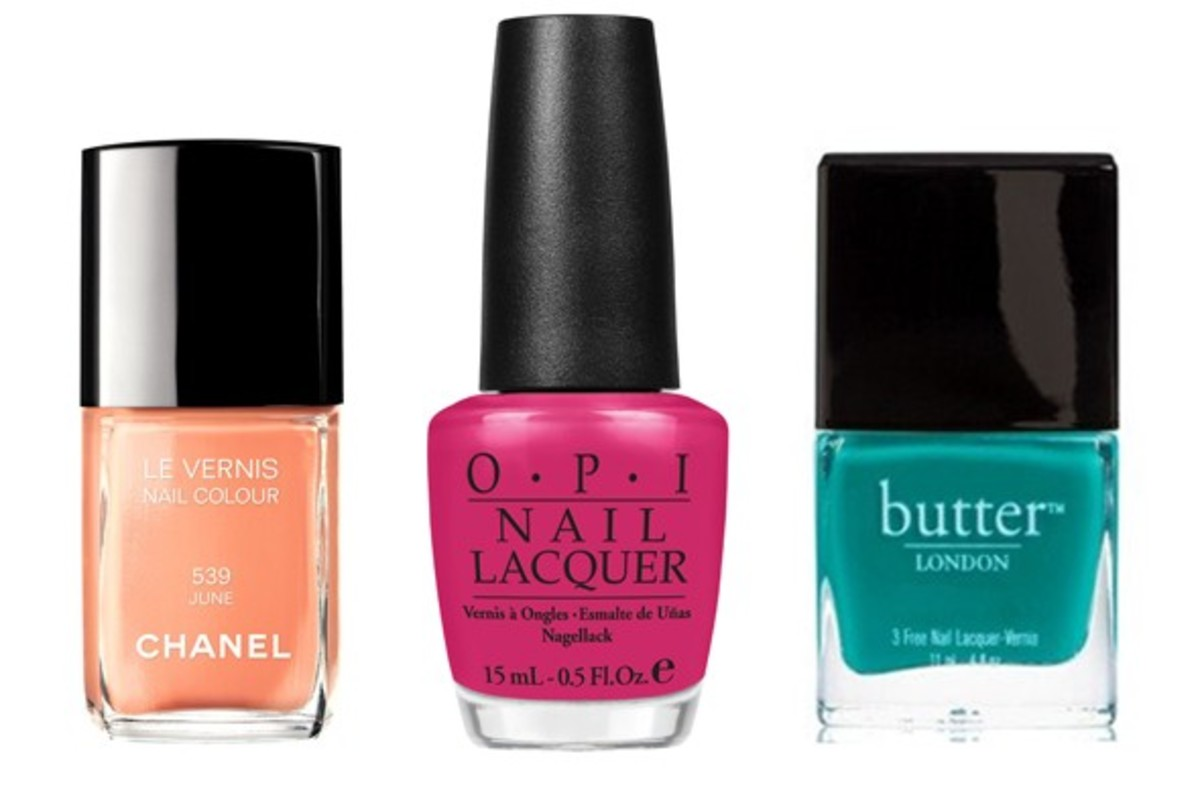 Nail polish can change a girls day! Pick a variety of colors! Usually about $2-15 for each polish (brand dependent)
