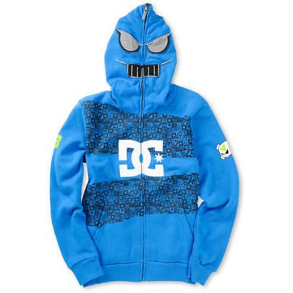 Awesome Zumiez hoodie for about the $50 range