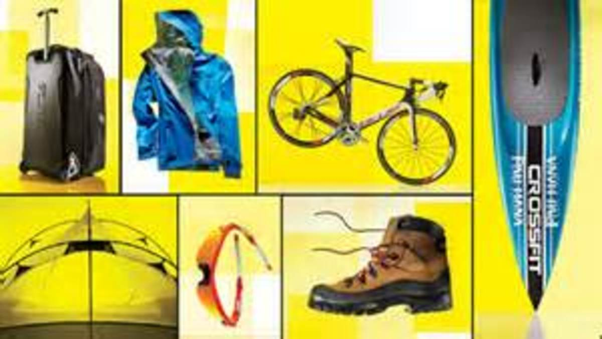 You can find some great dad gifts at REI