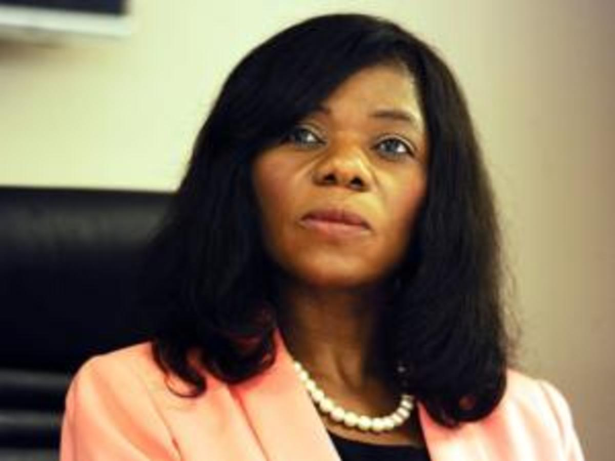 Public Protector Thuli Madonsela. (South Africa)