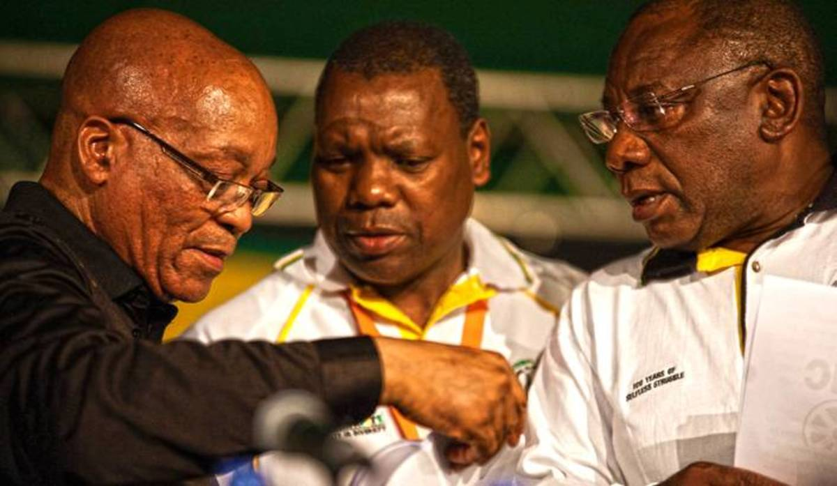 On Saturday, the ANC will unveil its manifesto for elections that are claimed to be the party's toughest ever. Manifestos are supposed to set out policies that a party will implement once in power. In other words, they're the view of the future, the