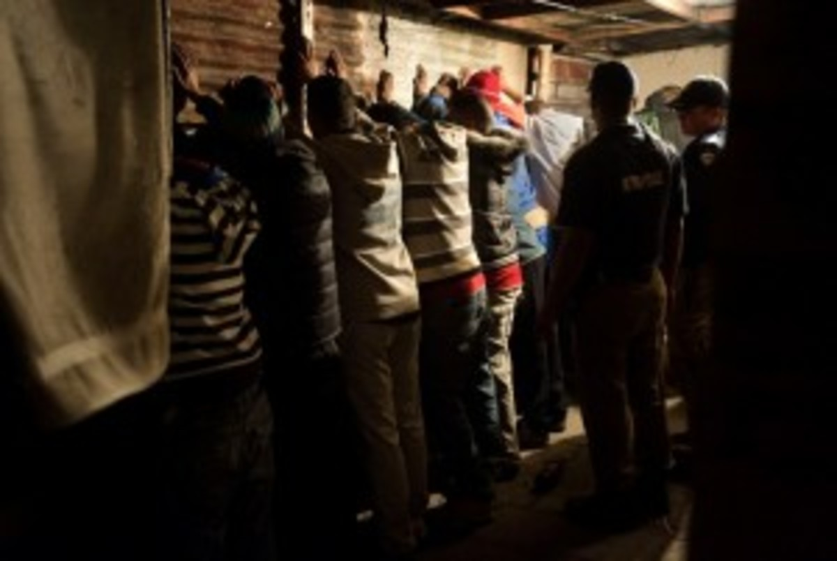 the increase of the crime in the south african region Rates of violent crime increased for a third year in a row in south africa, a worrying sign that violence has become a characteristic of the country, the police minister said on.