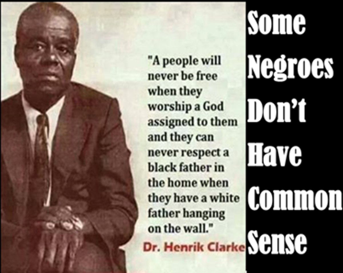 African History Master Teacher: Dr. Clarke