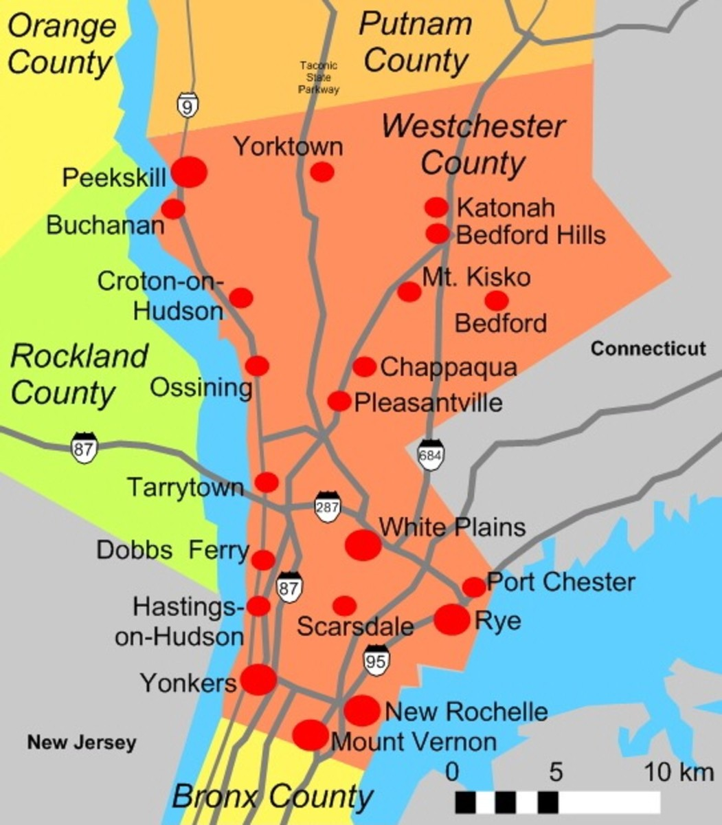 Westchester County Gems - My Favorite Places in Westchester