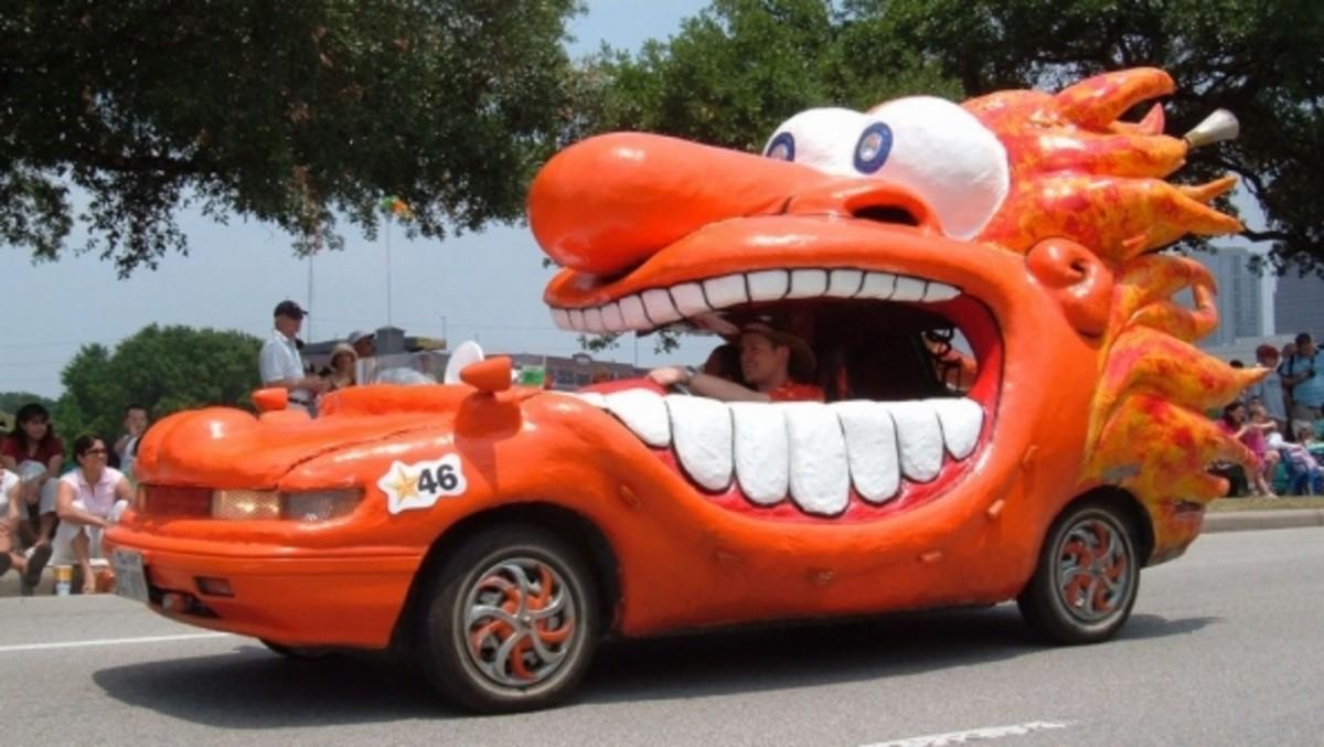 SCEhardt.com - 2005 Houston Art Car Parade Photos