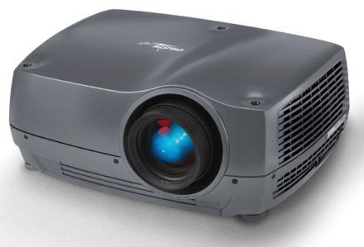 Building your own DIY projector