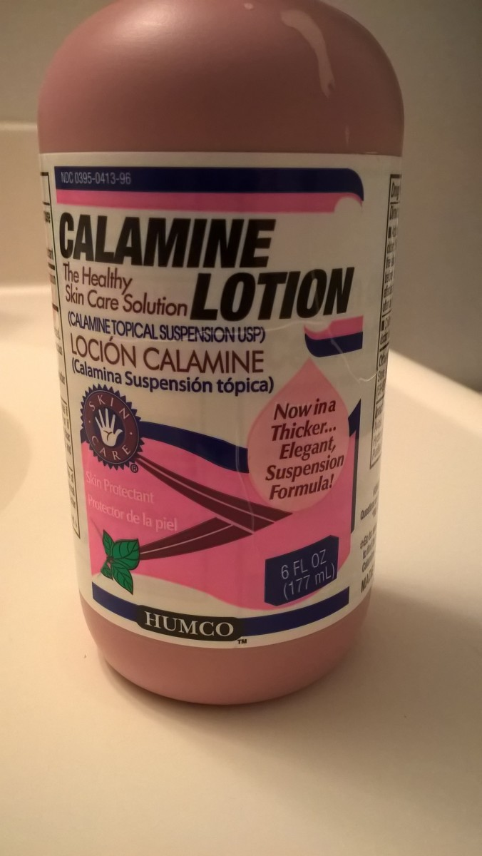 Uses of Calamine Lotion
