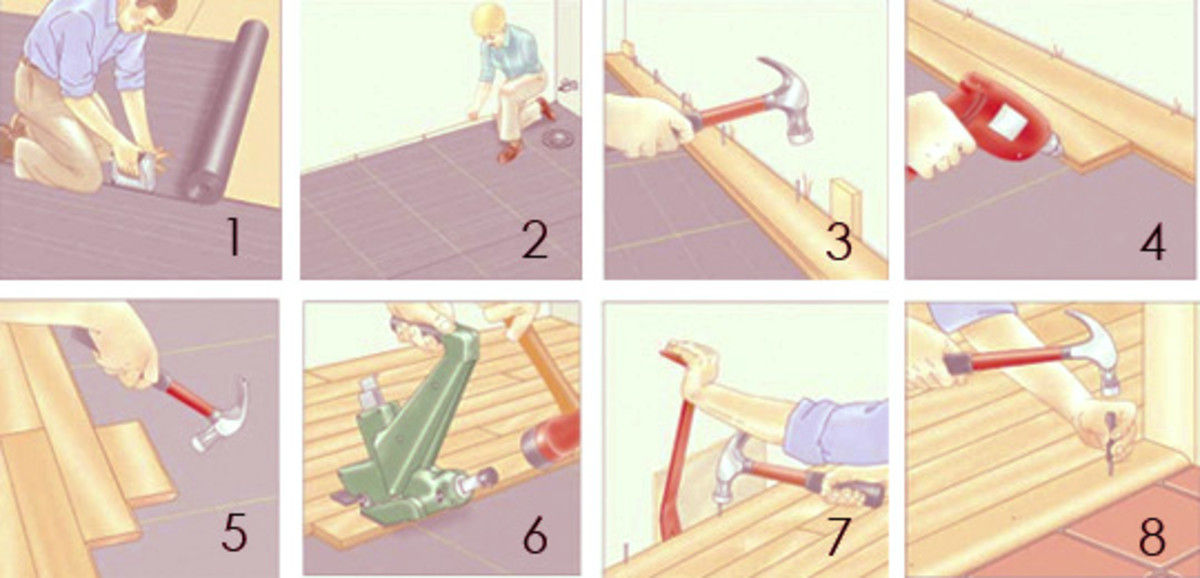 DIY Installation Steps