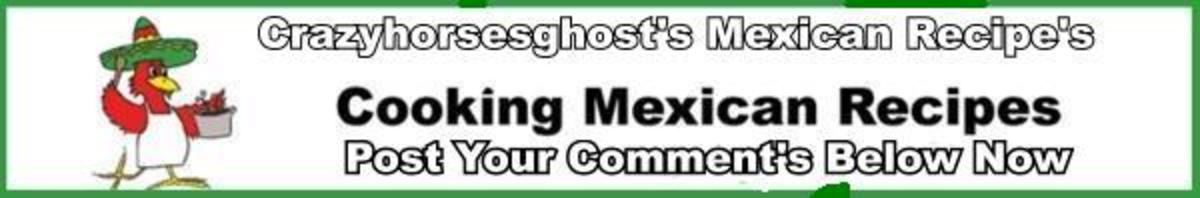 High Quality Kitchen Tested Mexican Recipes.