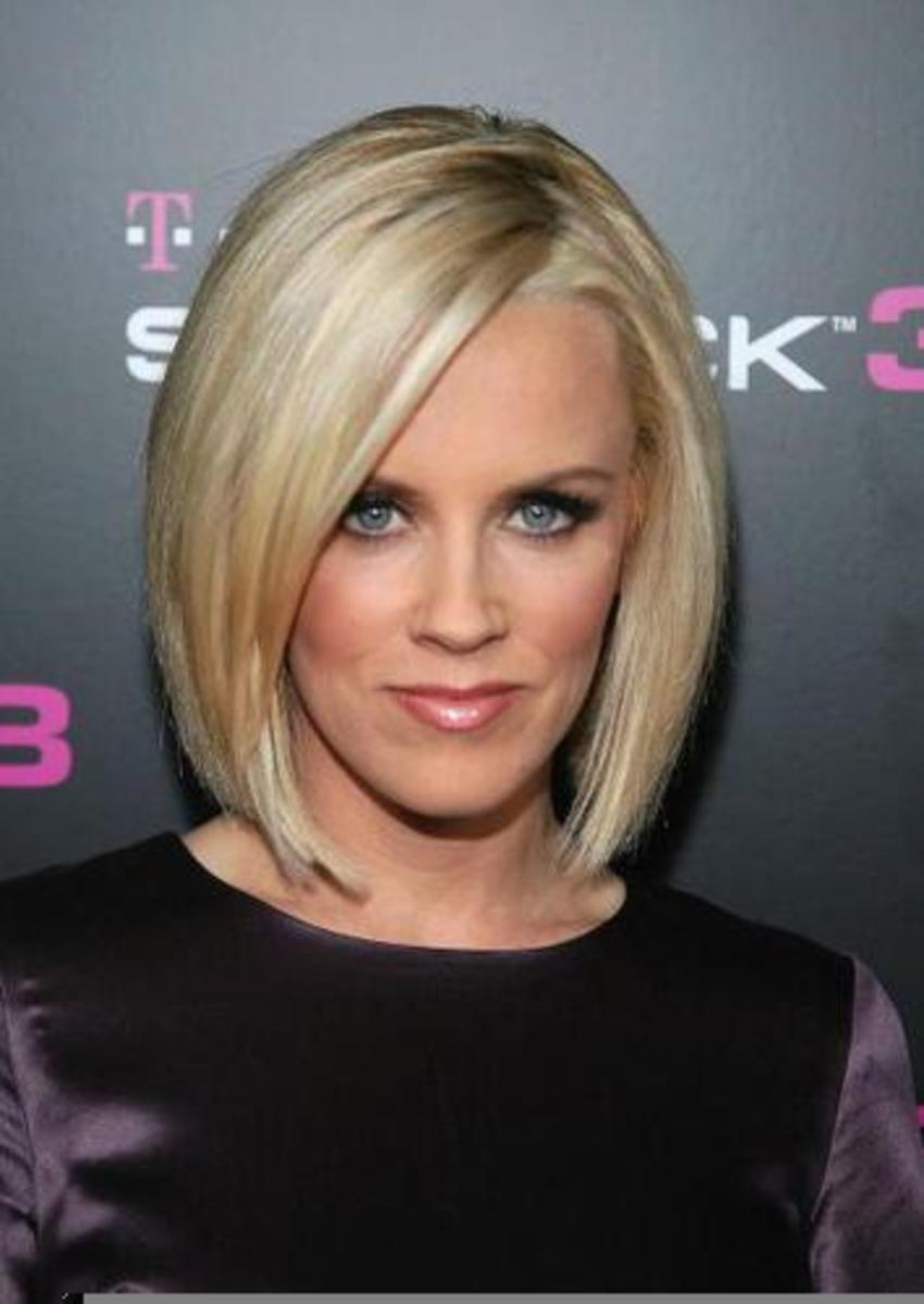 celebrity blonde bob haircuts for women