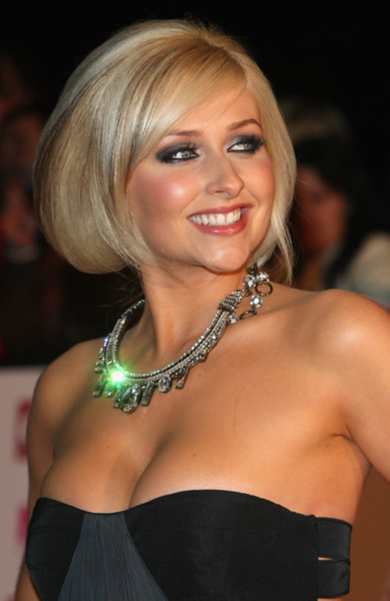 wavy bob hairstyle. blonde ob hairstyles for