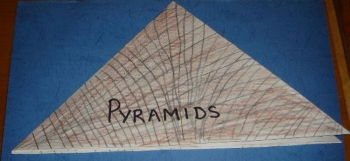 Pyramid mini-booklet