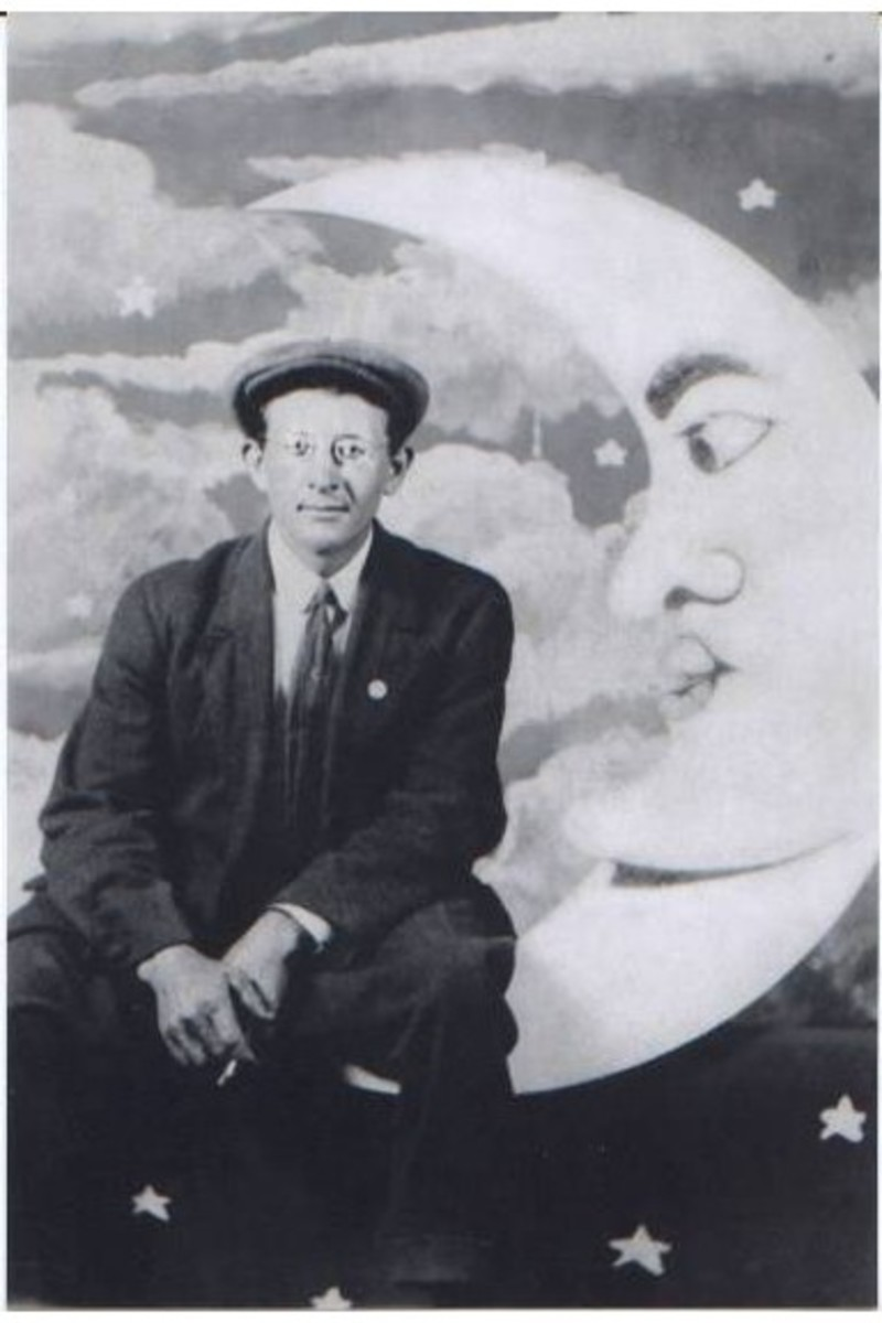 My Grandpa Weber