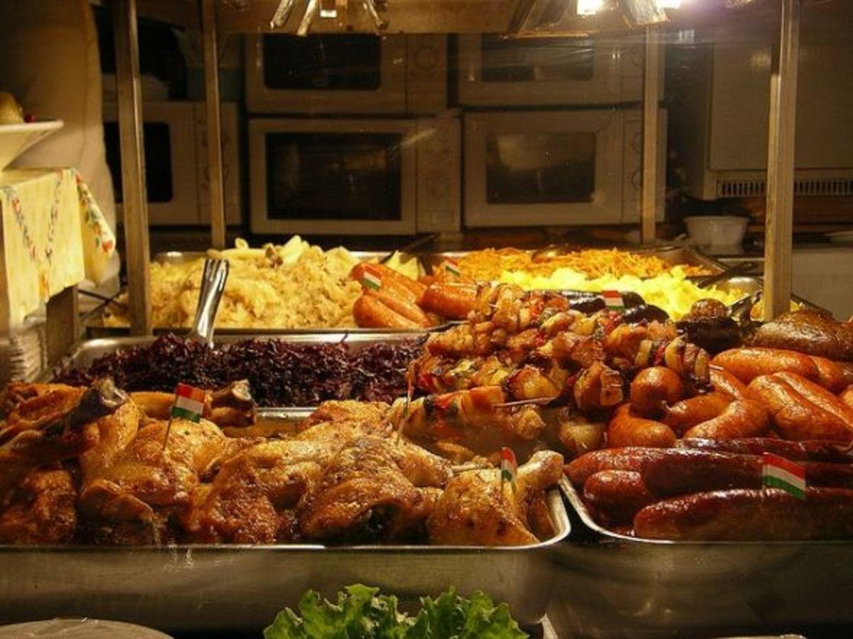 Famous Hungarian Food