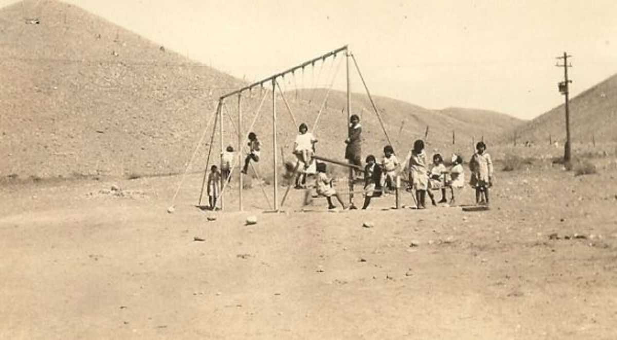 navajo children in Farmington NM