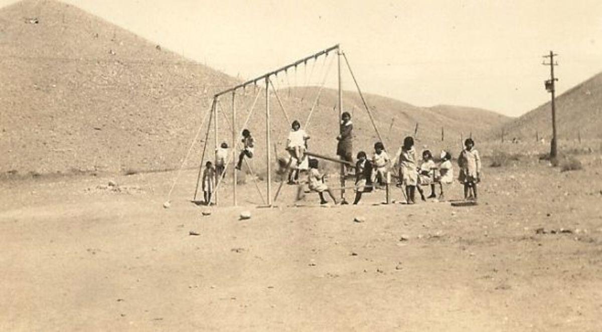 navajo children in Farmington NM