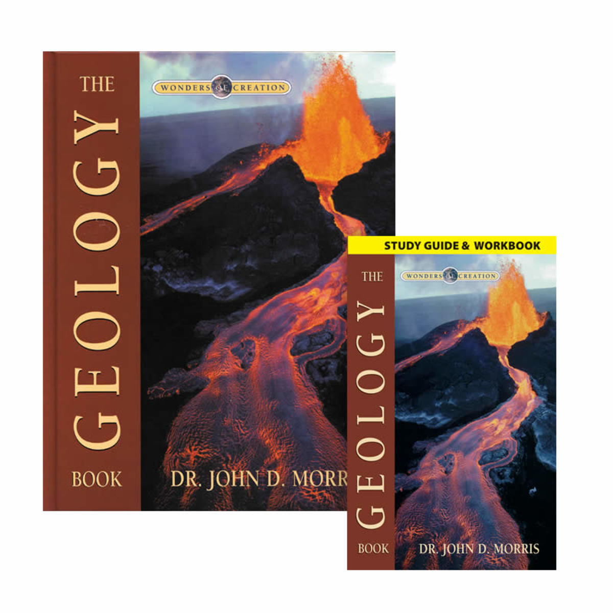 The Geology Book (Wonders of Creation) by John D Morris - Image is from https://answersingenesis.org/