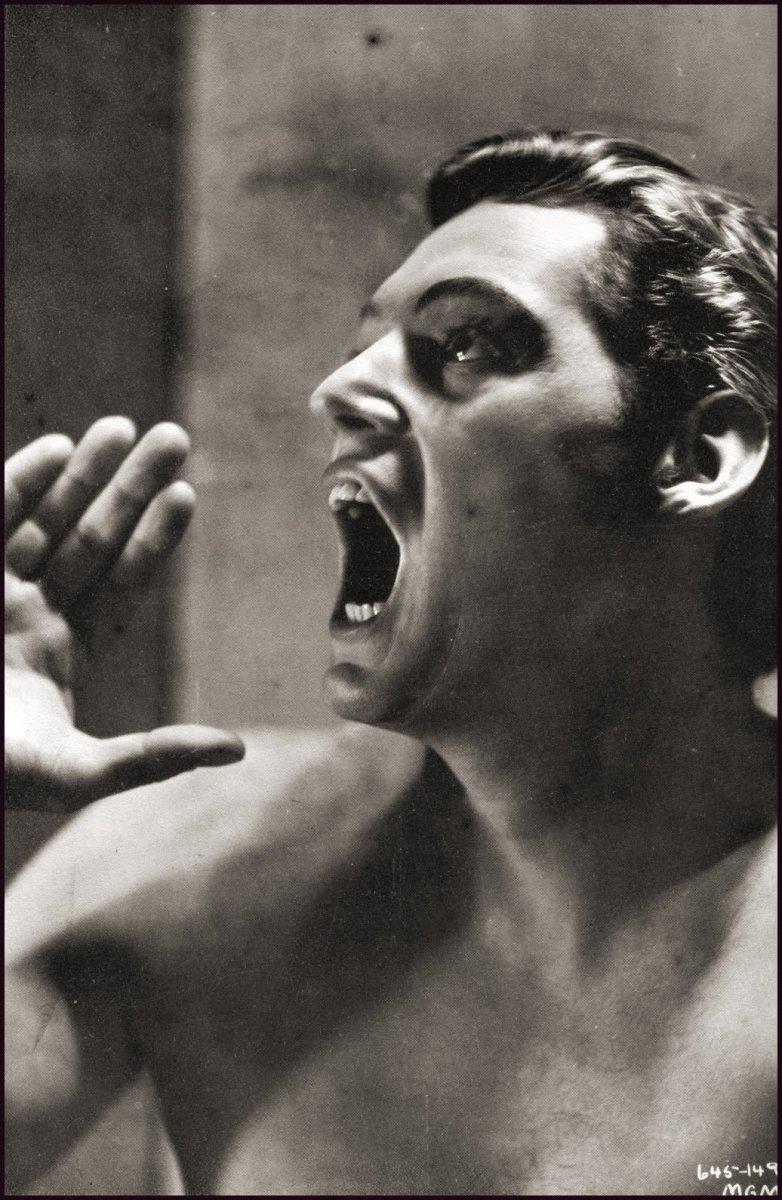 Weissmuller's famous Tarzan yell