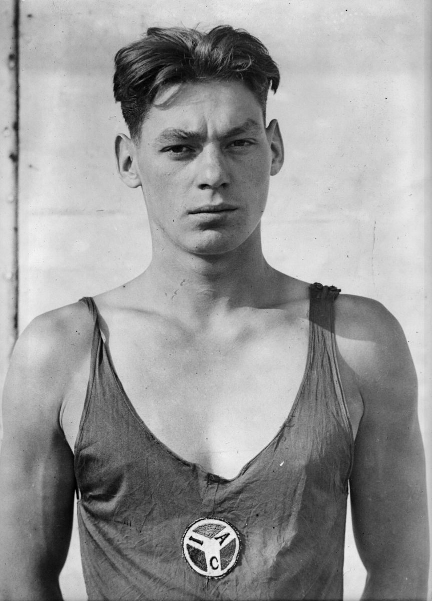 Weissmuller set 51 records over his swimming career