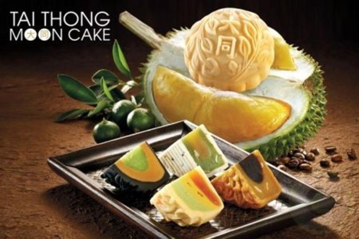 Tai Thong Moon Cake