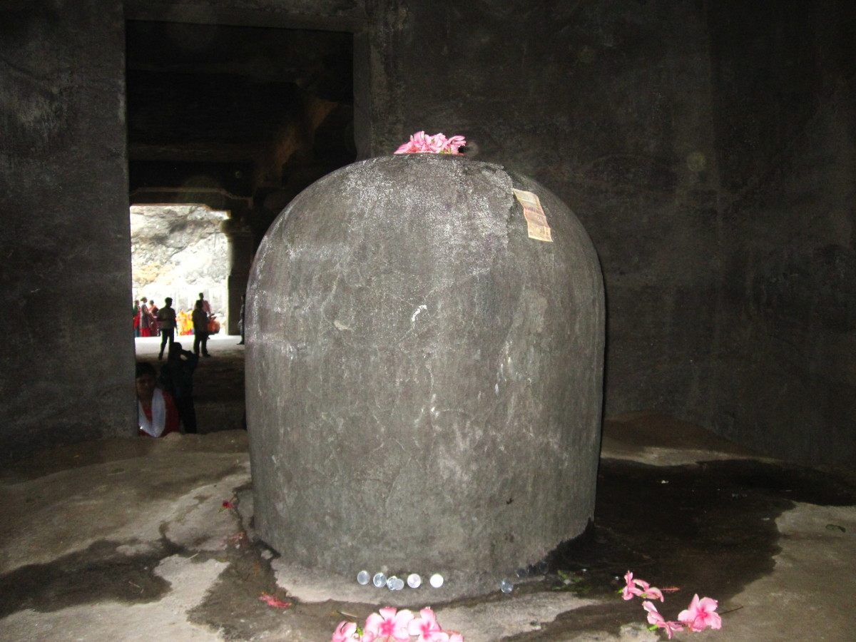 The shiv ling