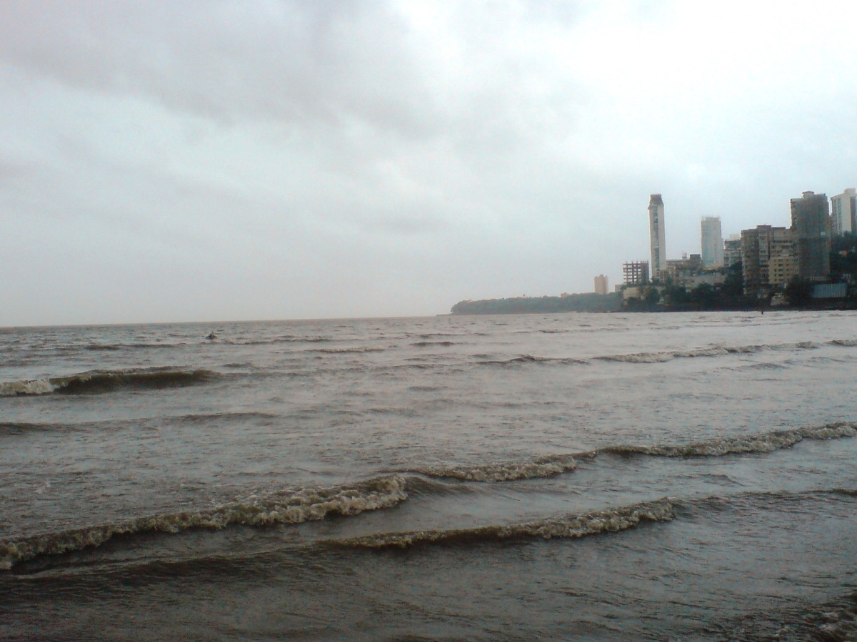 another view of malabar hill