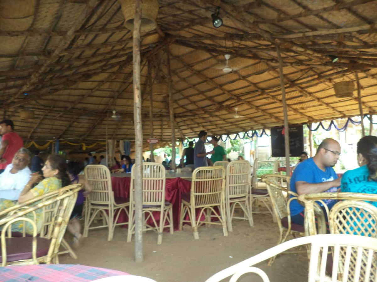 Estrela do Mar Beach Resort Restaurant #2.