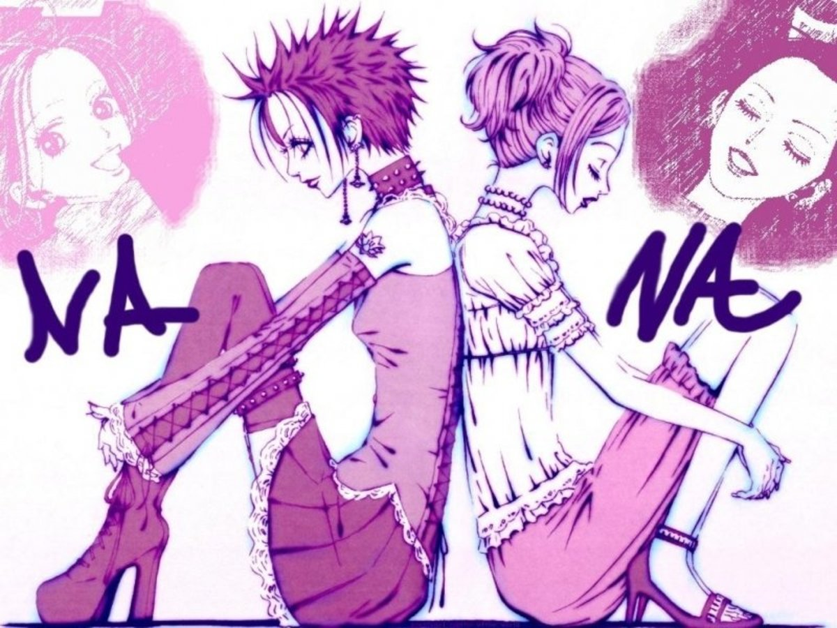 Anime Review of 'Nana'