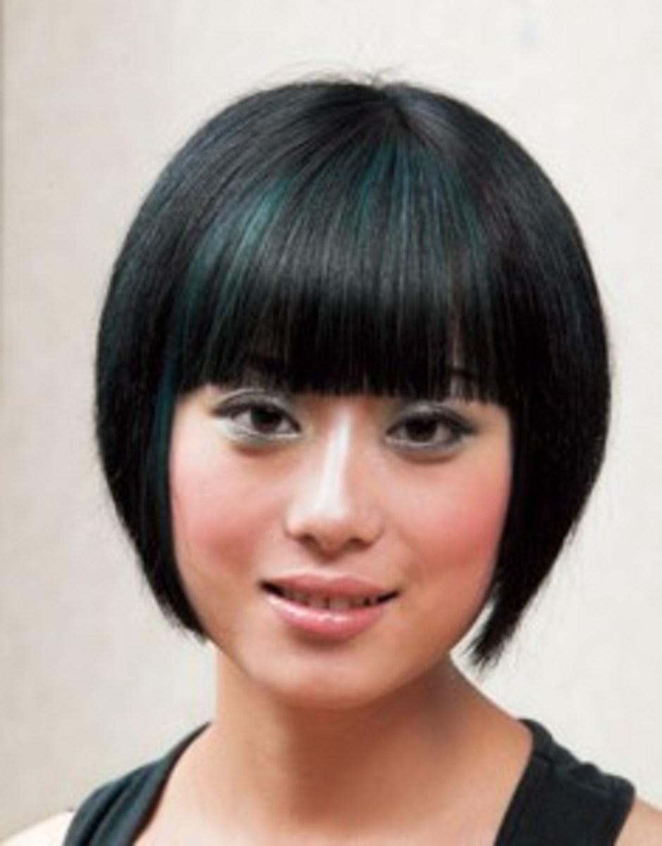 Medium Stylish Medium Graduated Bob Hairstyles 2014 With Wavy Effect ...