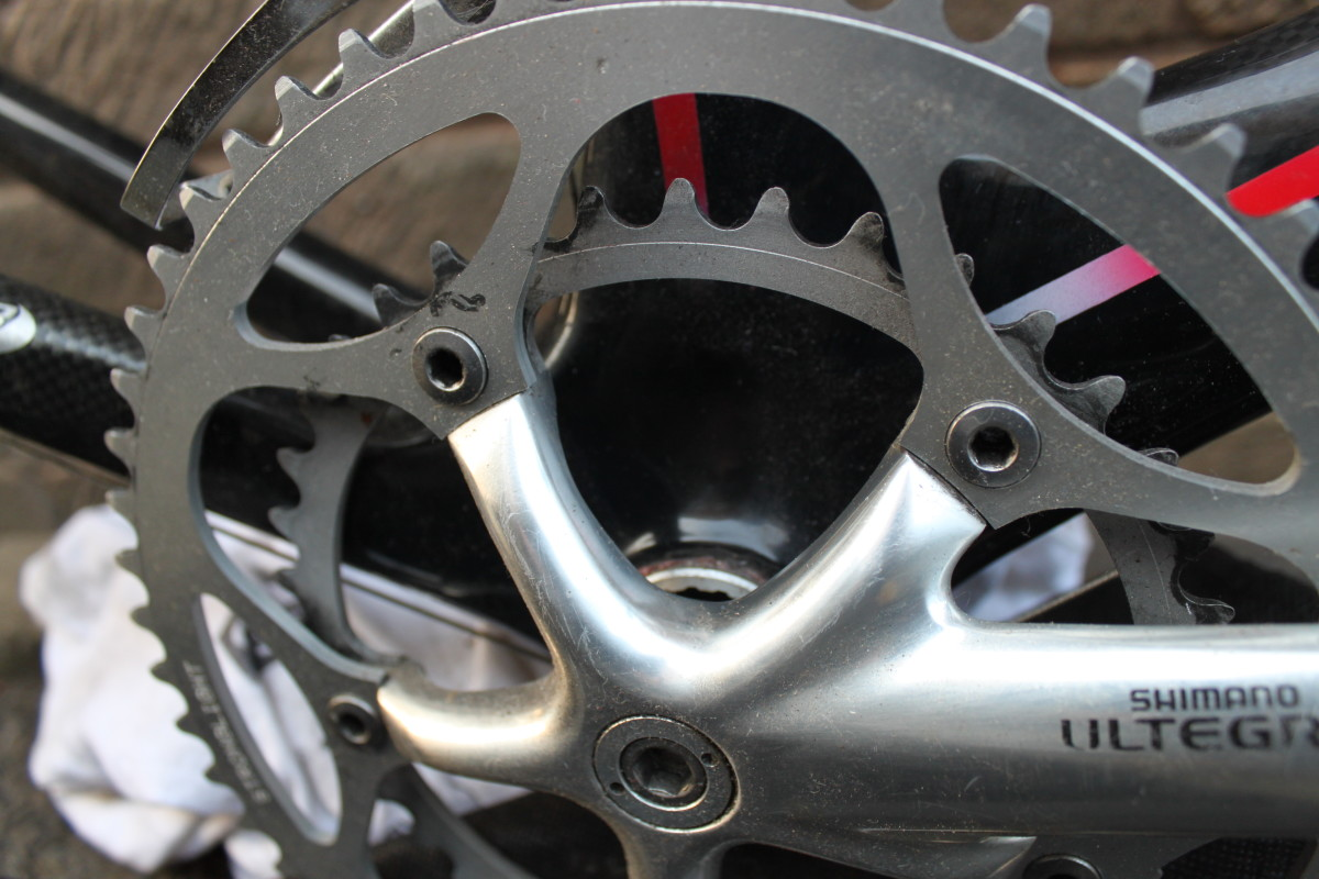 The bottom bracket area has to withstand a lot of force as you push through the pedals so they're often a heavily built area of a bicycle