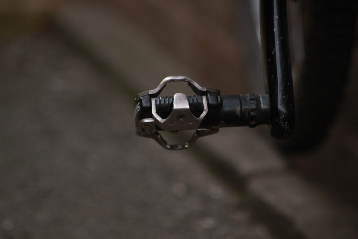 The pedals form and interface between your bike and your body. Clipless pedals create a more stable connection.