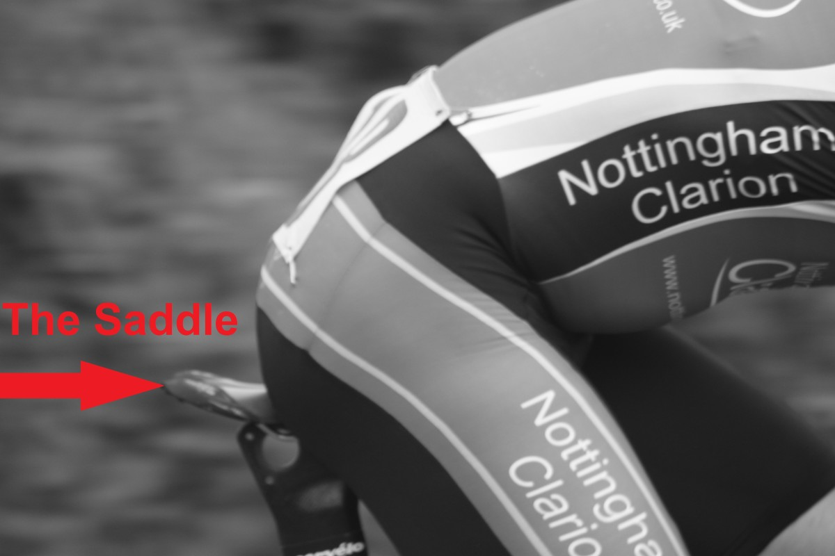 Your saddle is the point you sit and therefore has to be a comfortable contact point.